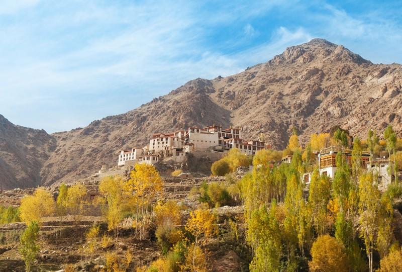 monastere d alchi inde himachal pradesh