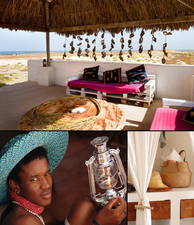 cap vert paysage hotel boa vista
