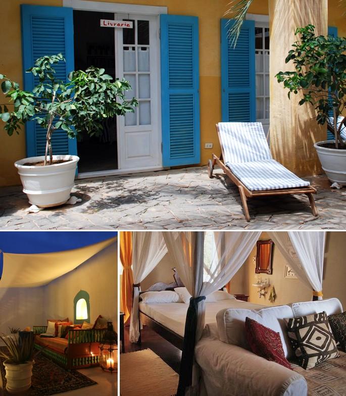 trois hôtels à Cap Vert