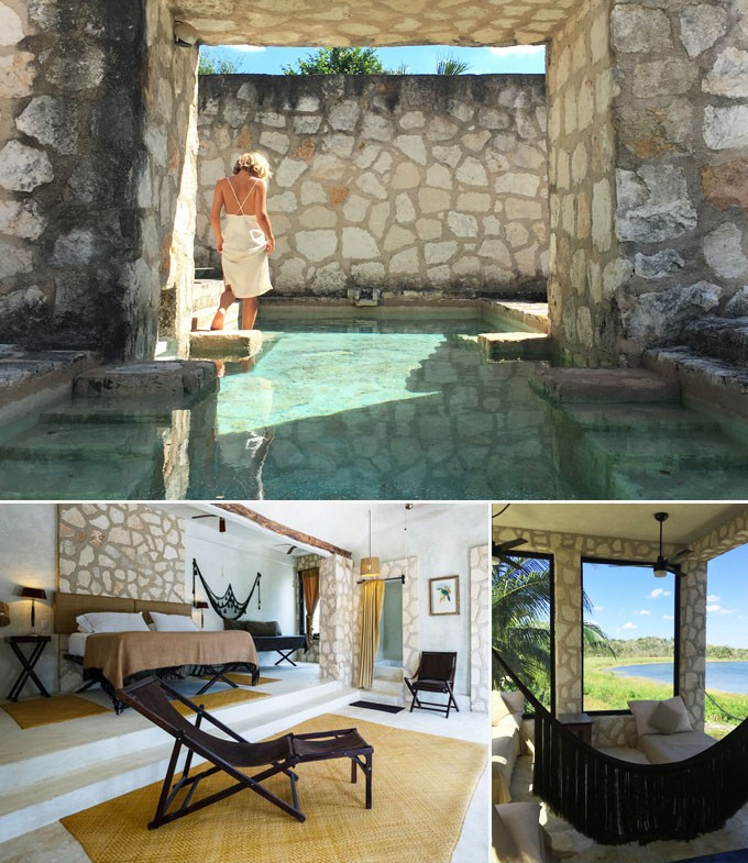 coqui coqui coba hotel mexique yucatan