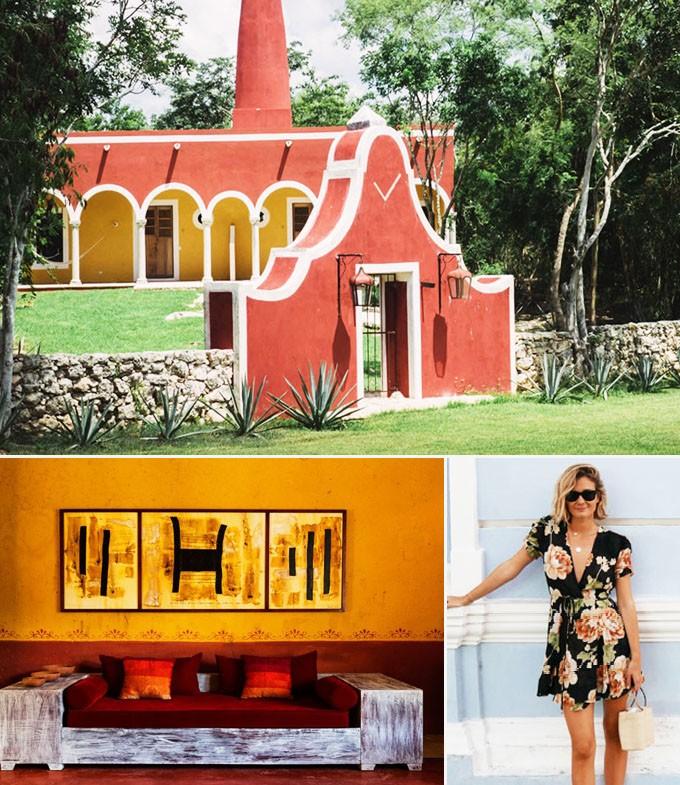 hacienda ticum hotel mexique yucatan