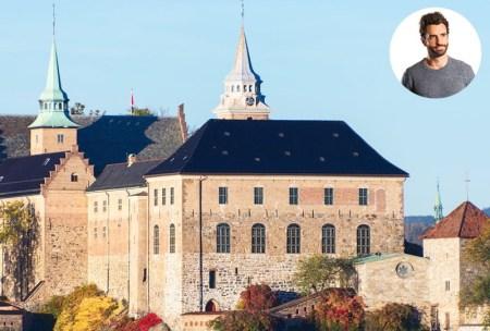 A decouvrir Citadelle Akersush Oslo Norvege