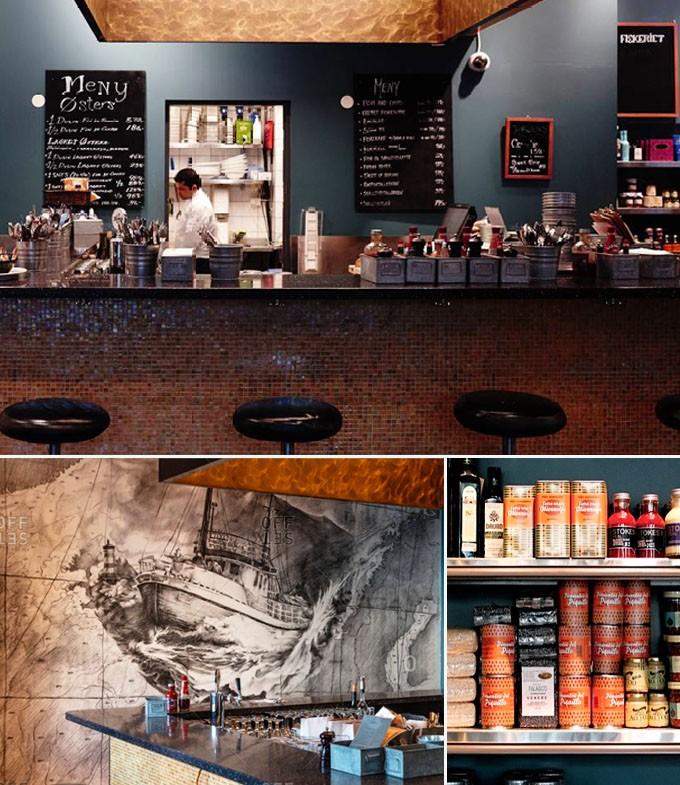 A decouvrir restaurants Oslo Fiskeriet