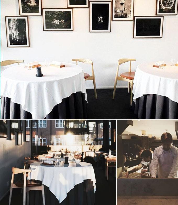 A decouvrir restaurants Oslo Maaemo