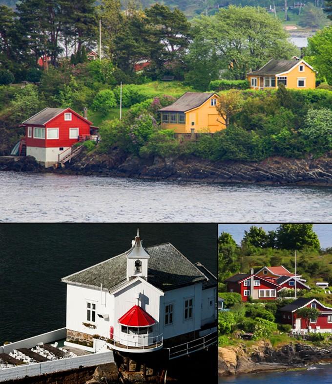 A voir Oslo Norvege fjord
