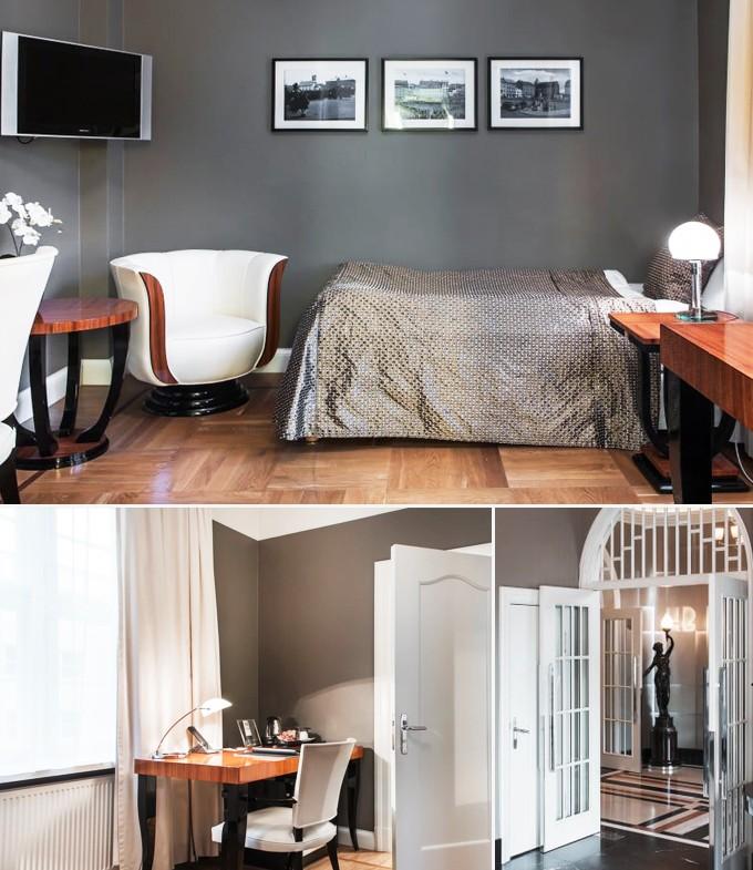 Hotels Reykjavick Islande Borg