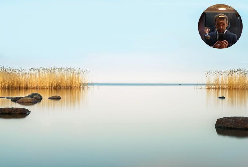 Lac ladoga Saint Petersbourg a voir