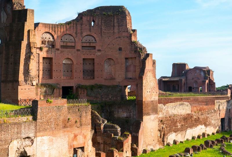 Visiter Rome a pied Villa Borghese Italie