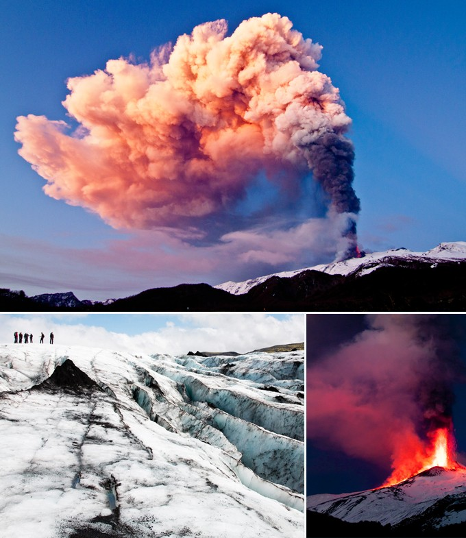 grimsvotn volcan reykavick islande