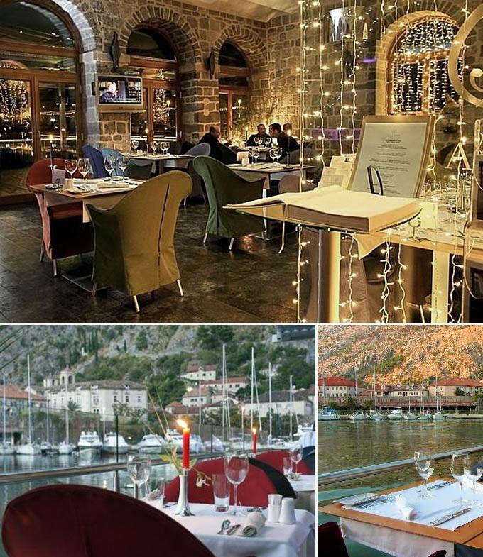 montenegro restaurants galion