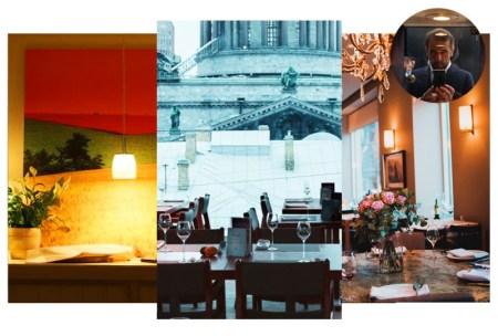restaurants St Petersbourg