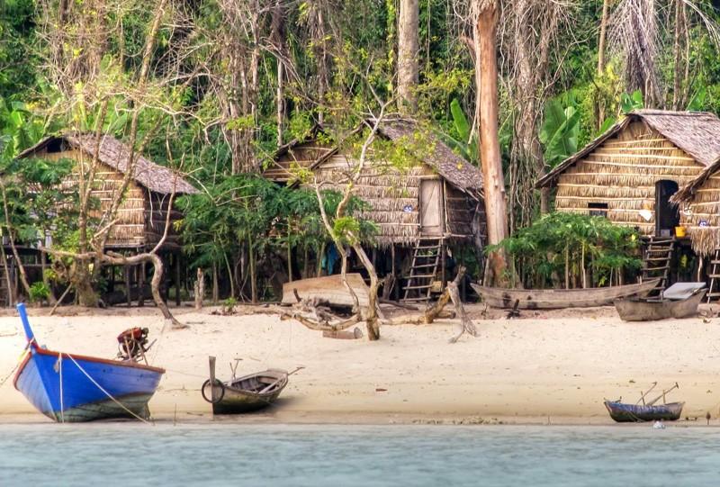 Mergui archipel mokens thaialnde birmanie a decouvrir