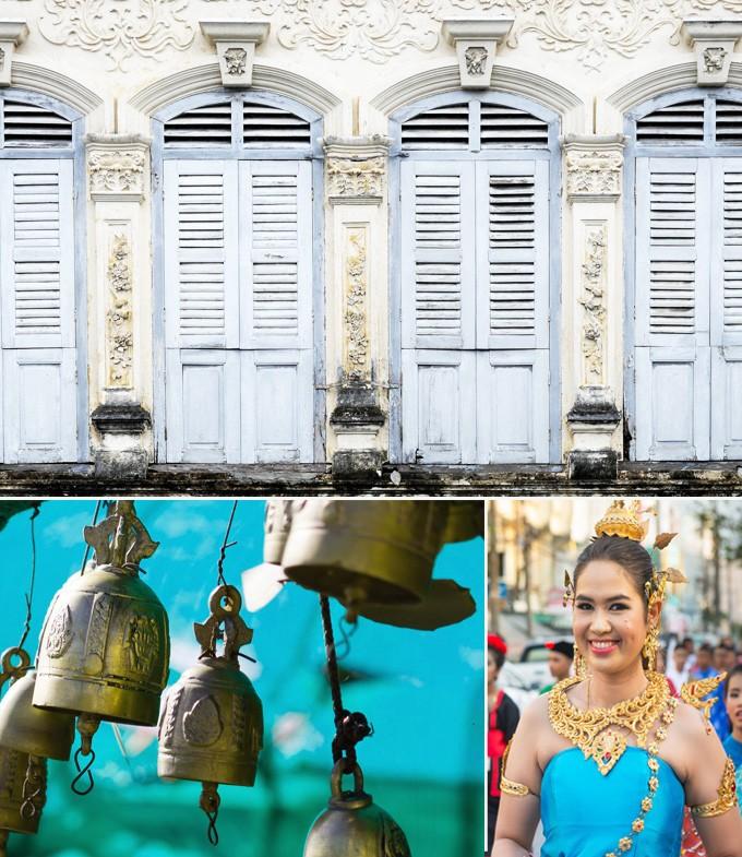 Phuket ville thailande a voir
