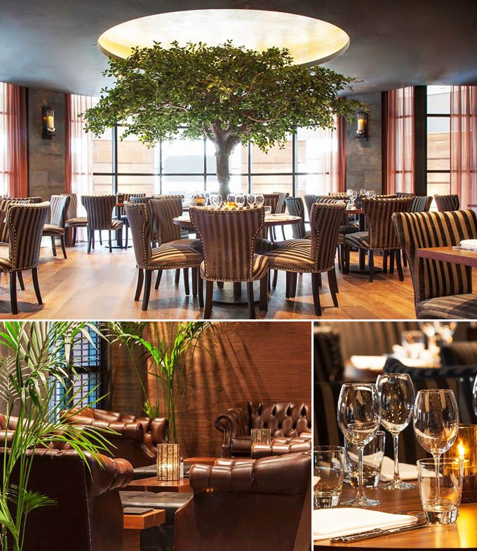 The Dine restaurants ecosse edimbourg manger