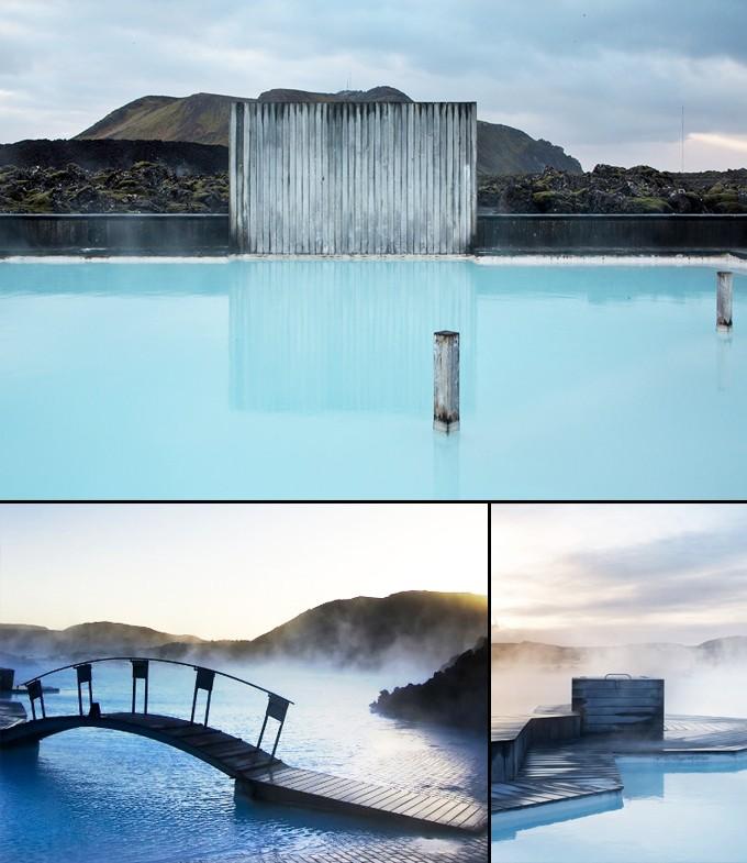 Visiter Reykjavik Islande bains chauds