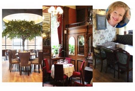 edimbourg restaurants ecosse