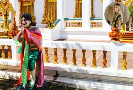 temple Wat Chalong thailande a voir