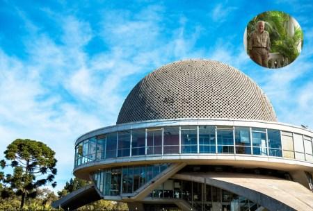 Bosques de Palermo planetarium Buenos Aires Argentine a faire
