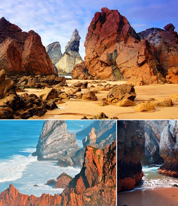 Cabo de roca Cascais Portugal a faire