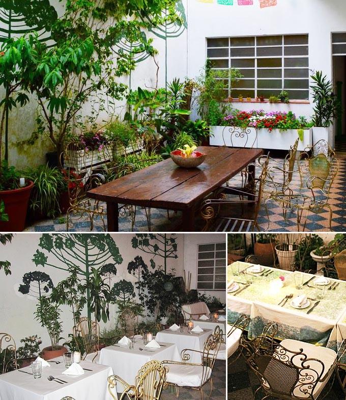 Casa Felix restaurant Buenos ires Argentine