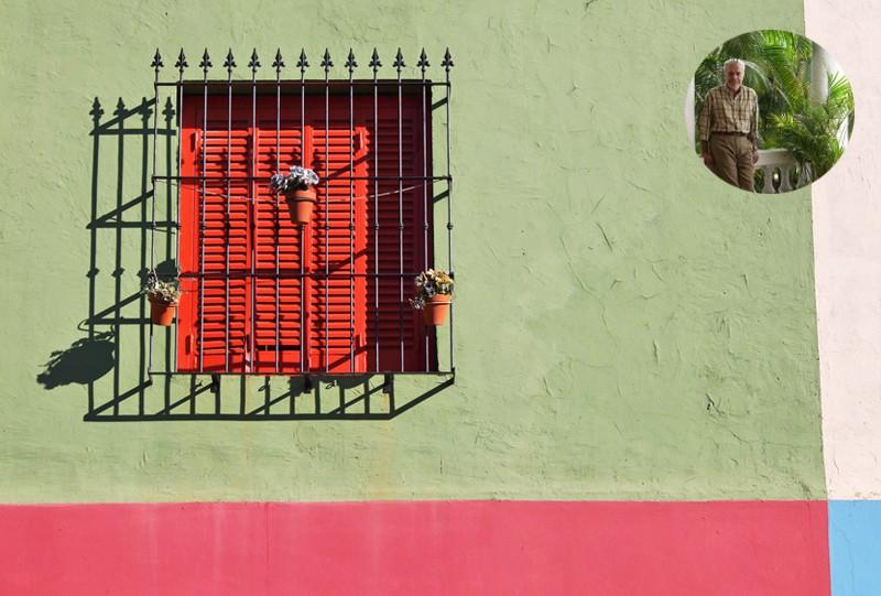 La boca caminito Buenos Aires Argentine a faire