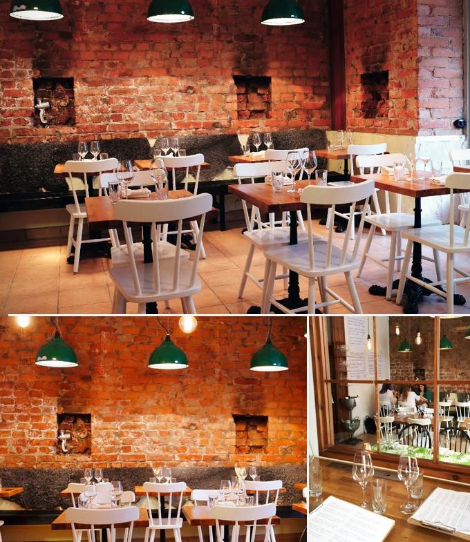 Lilla Ego restaurants Stockholm