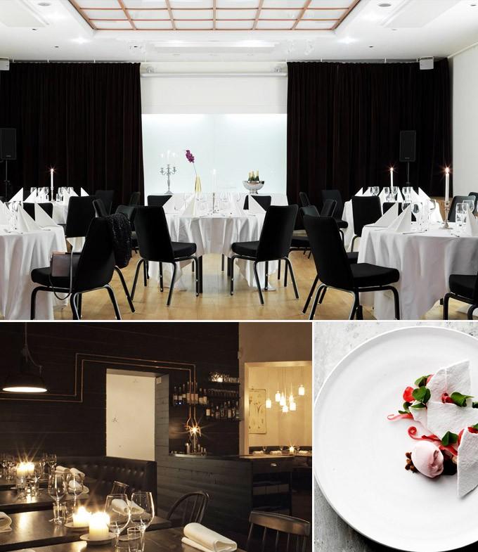 Volt restaurants Stockholm