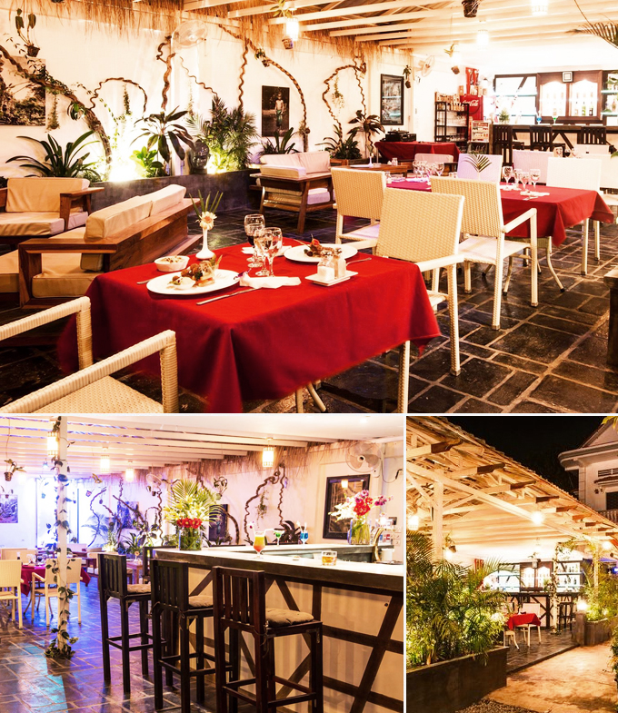 Annexe Restaurant Angkor Cambodge