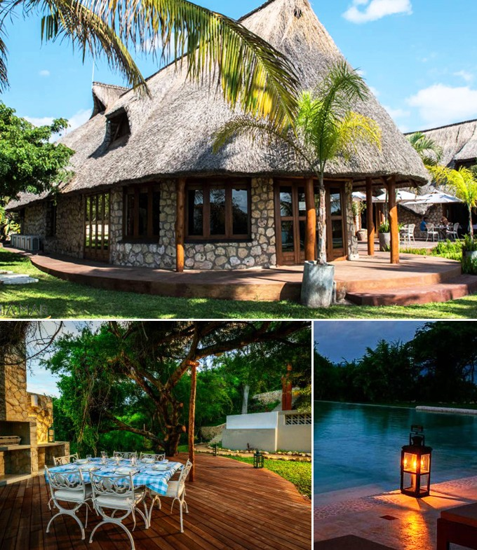 Bahia Mar Boutique hotel restaurants Vilanculos Mozambique