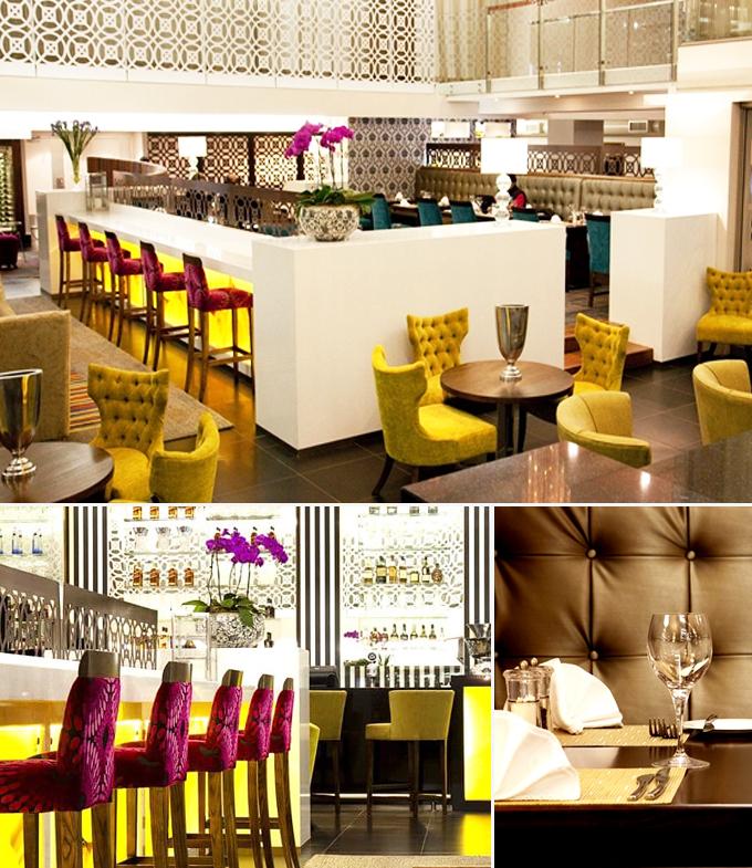 DoubleTree restaurant Le Cap Afrique du sud