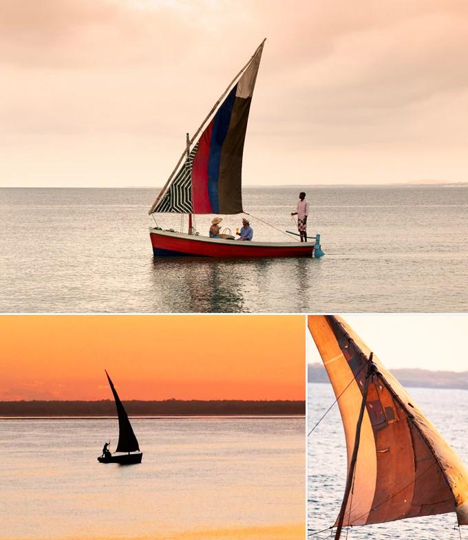 Escapade en bateau vilanculos mozambique