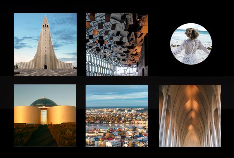 Reykjavik capitale Islande a voir