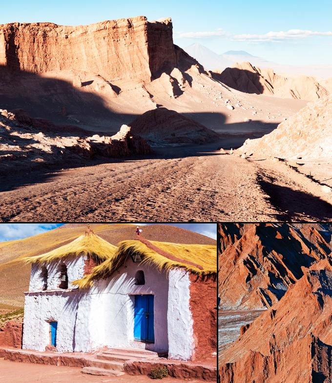 San Pedro de Atacama Chili a voir