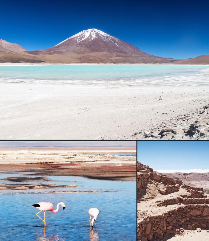 San Pedro de Atacama Volcan Licancabur Chili a faire
