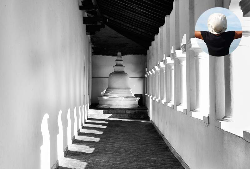 Temple d Or de Dambulla Kandy Sri Lanka a faire