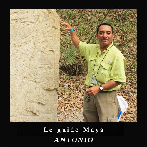 Antonio le guide maya globesetters