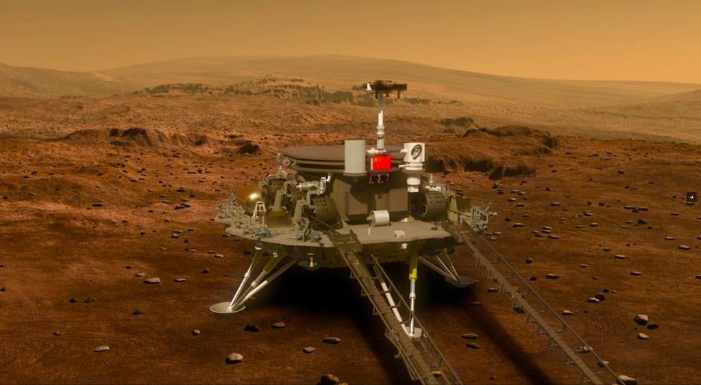 Explained: All you need to know about China's mars rover landing