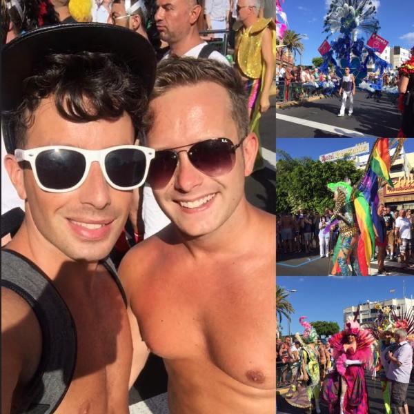 Gay pride gran canaria maspalomas pride