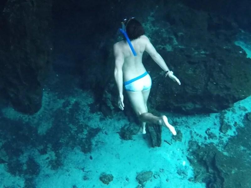 What to do in Tulum? Grand Cenote