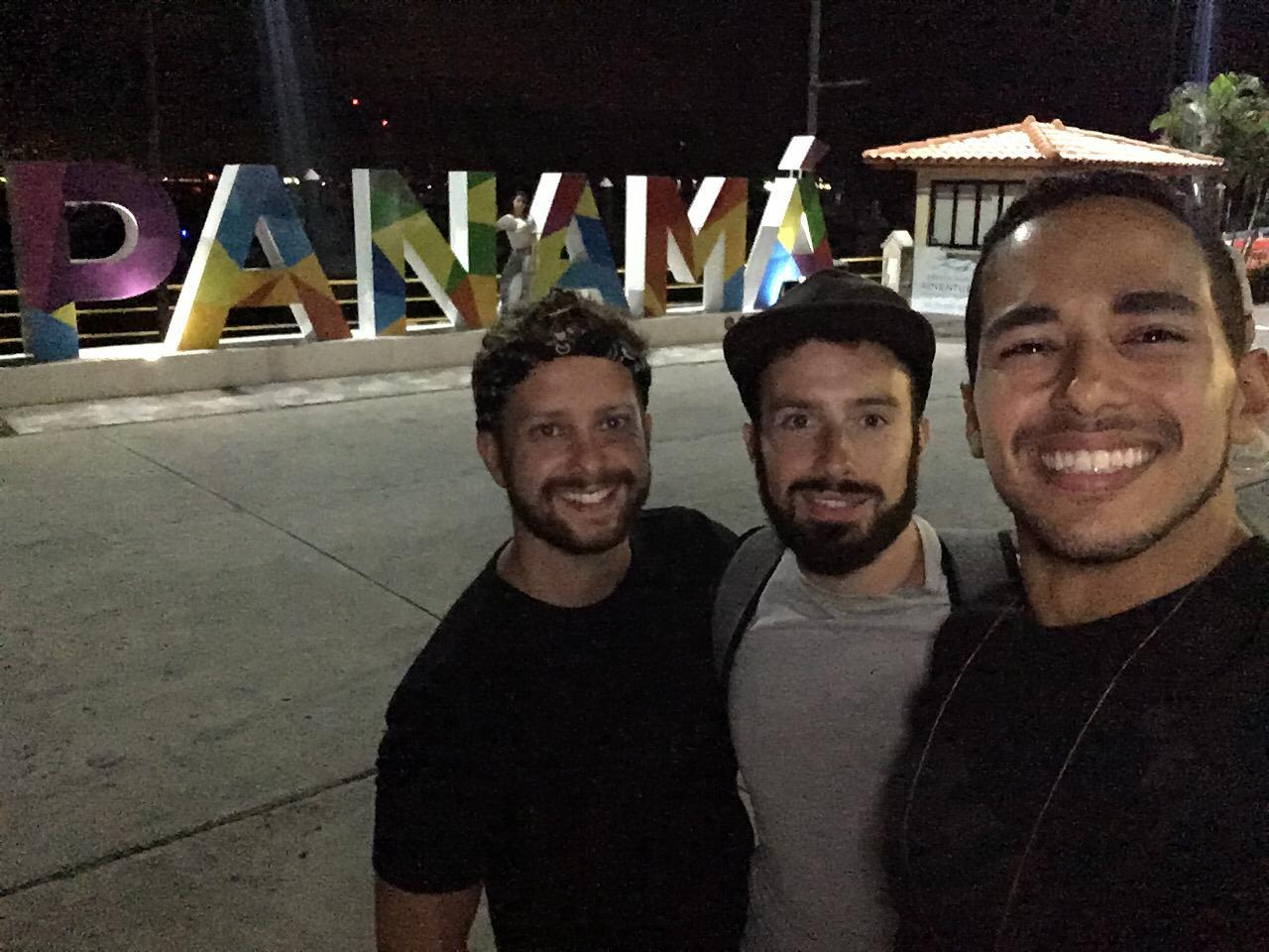 homofil dating i Panama