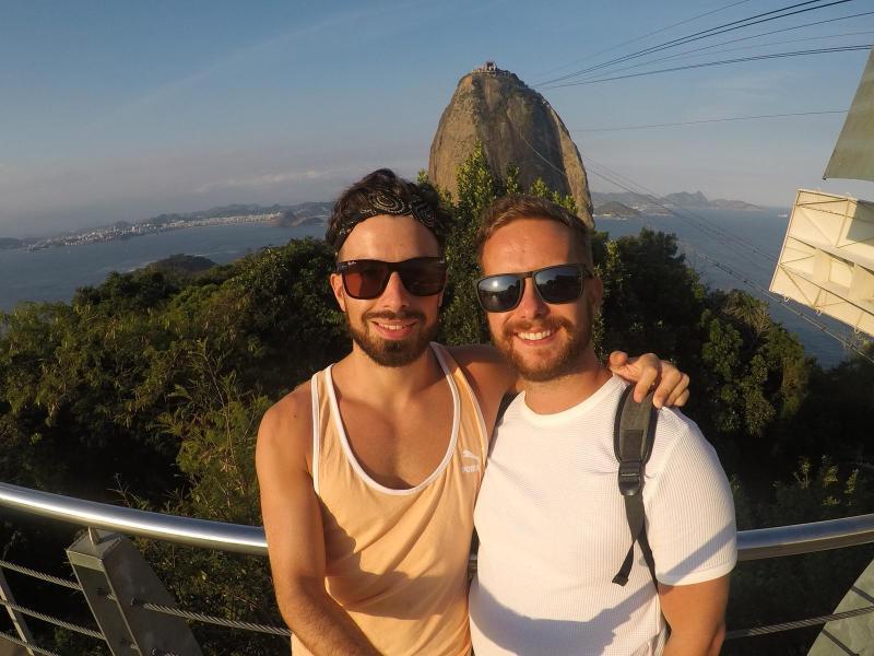 Rio de janeiro vacation for sex