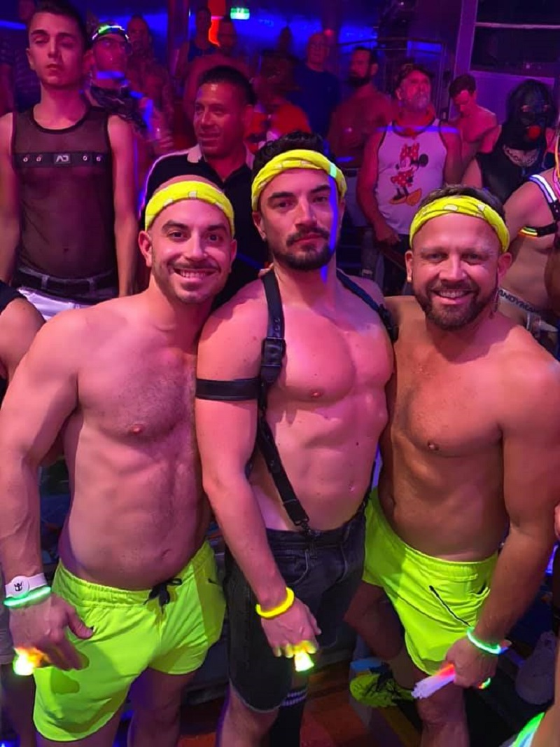Gay cruises for singles
