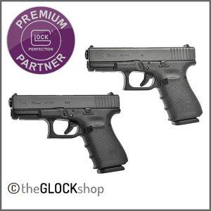 Glock 19 vs Glock 23
