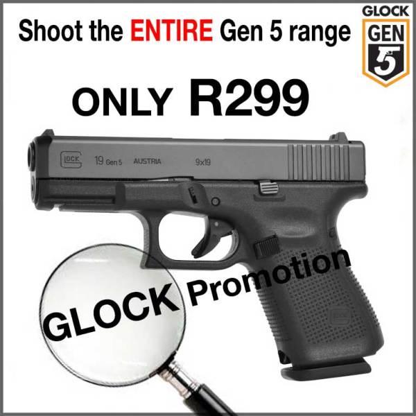 Glock Experience Partner Program Promotion