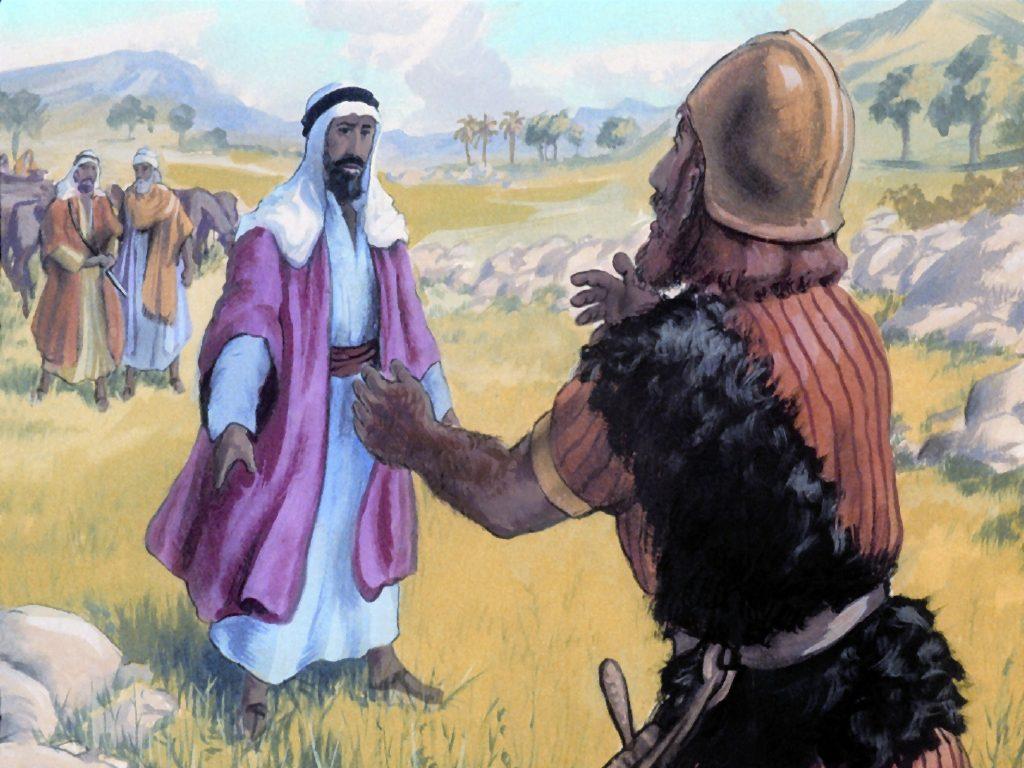 Isaac Esau Amp Jacob