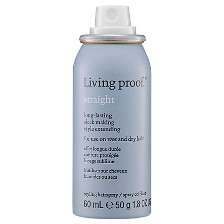 living proof straight spray