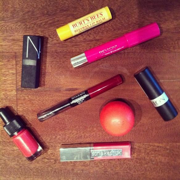 pretty & fun lip bomb