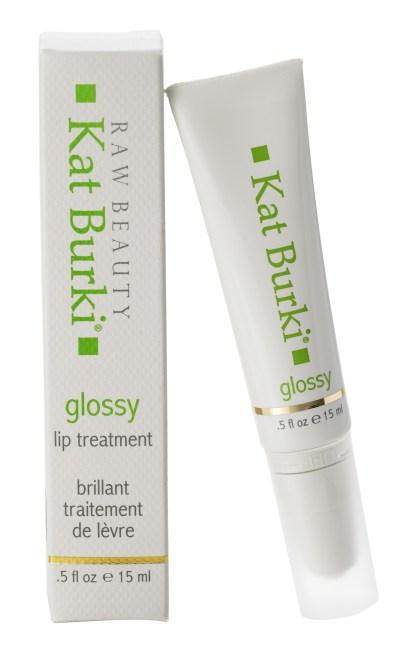 kat burki glossy lip treatment