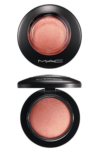 mac mineralize blush new romance