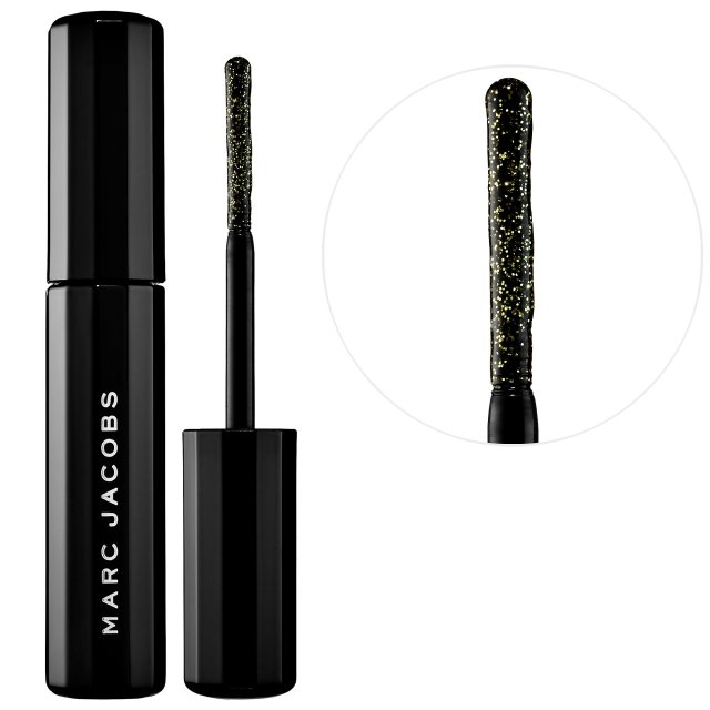 Marc Jacobs Beauty Lame Noir Ultra‑Glittering Mascara Noir